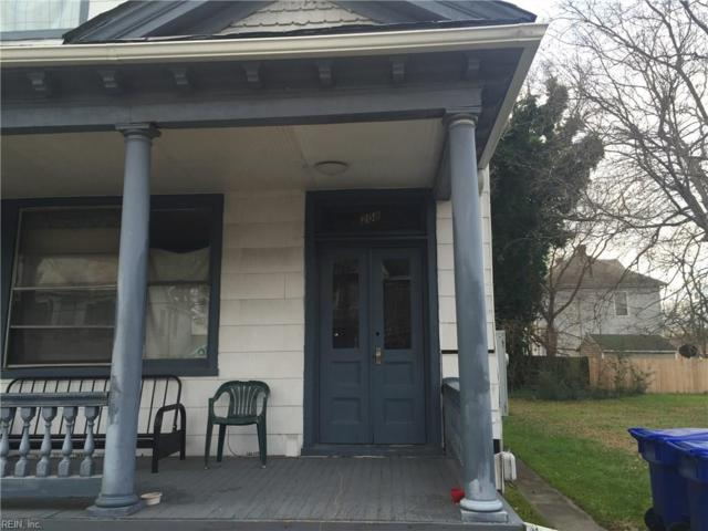 208 Webster Ave, Portsmouth, VA 23704 (MLS #10170973) :: Chantel Ray Real Estate