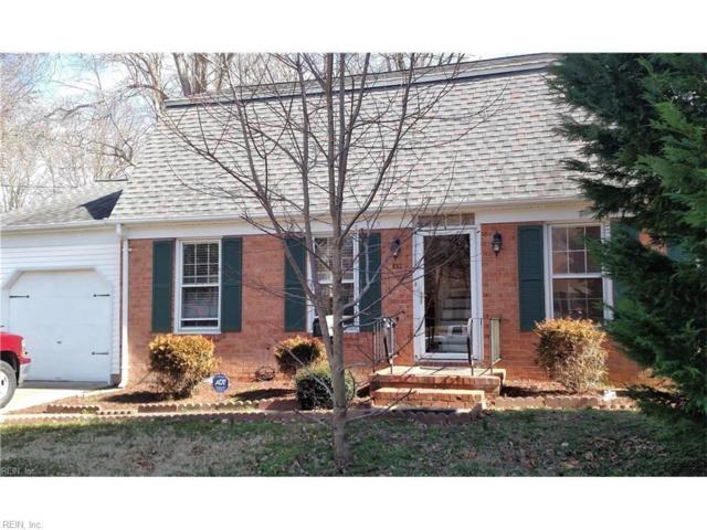 882 Clemson Dr, Newport News, VA 23608 (#10171051) :: Rocket Real Estate