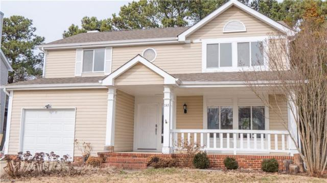 145 Alaric Dr, Hampton, VA 23664 (#10171106) :: Rocket Real Estate