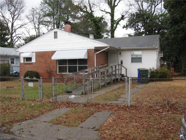 2420 Kennon Ave, Norfolk, VA 23513 (#10172336) :: Atkinson Realty
