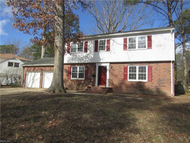 152 Ridgewood Pw, Newport News, VA 23608 (#10172572) :: Abbitt Realty Co.