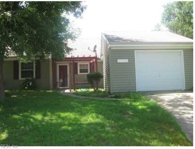 1705 Amethyst Cir, Virginia Beach, VA 23456 (MLS #10172863) :: Chantel Ray Real Estate