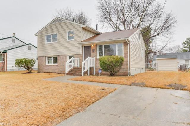 108 Briarwood Dr, Hampton, VA 23666 (MLS #10173463) :: Chantel Ray Real Estate