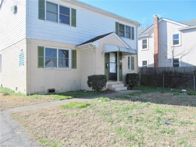 1607 Manson St, Norfolk, VA 23523 (#10173524) :: Austin James Real Estate