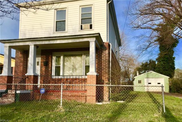 616 Phillips Ave, Portsmouth, VA 23707 (#10174169) :: Austin James Real Estate