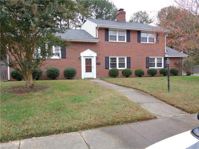 115 Waltham St, Hampton, VA 23666 (MLS #10174600) :: AtCoastal Realty