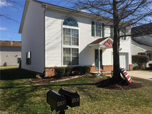 2305 Tawnyberry Ln, Chesapeake, VA 23325 (#10174837) :: Austin James Real Estate