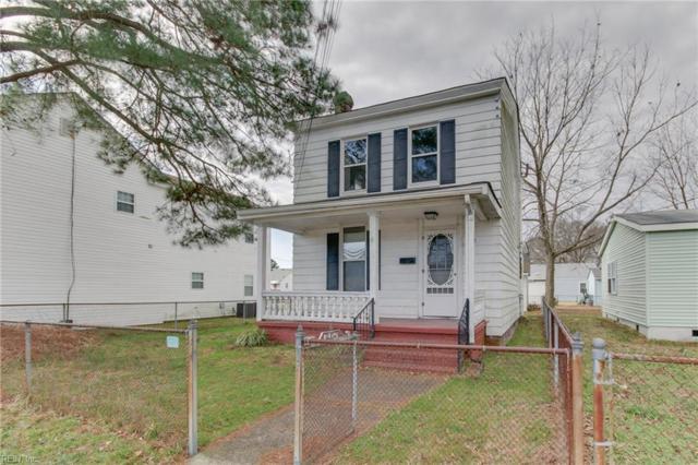 742 Potomac Ave, Portsmouth, VA 23707 (#10174902) :: Austin James Real Estate