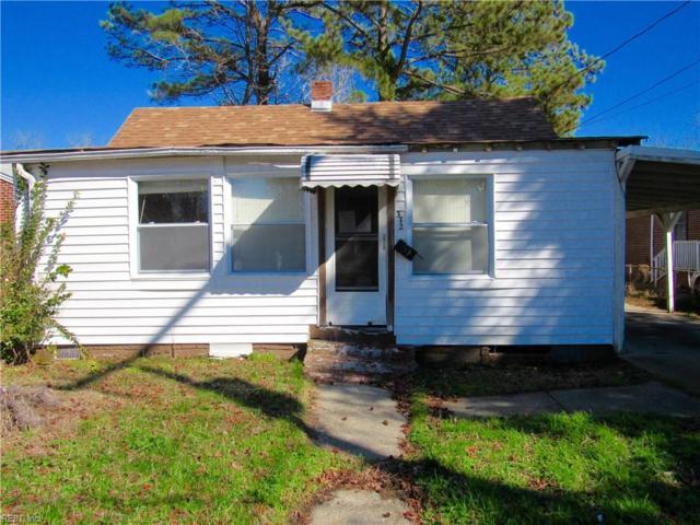 372 Wakefield Ave, Hampton, VA 23661 (#10174908) :: Abbitt Realty Co.