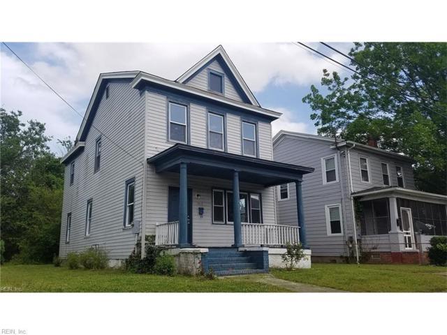 1313 Prentis Ave, Portsmouth, VA 23704 (MLS #10175217) :: Chantel Ray Real Estate
