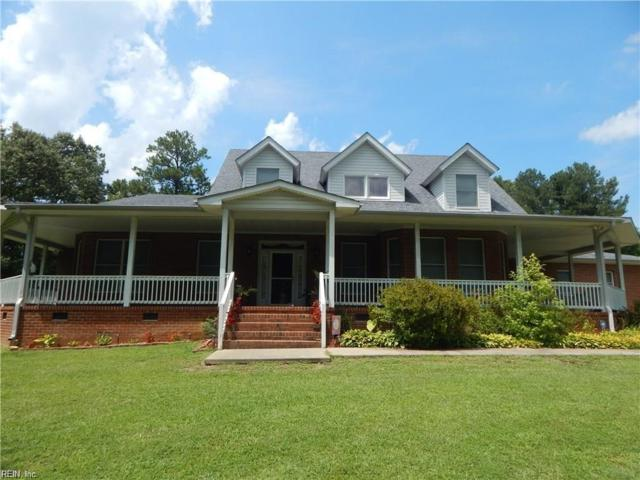 9013 Southampton Pw, Southampton County, VA 23844 (#10175237) :: The Kris Weaver Real Estate Team