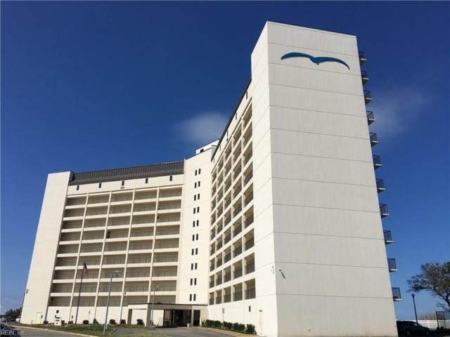 100 E Ocean View Ave #207, Norfolk, VA 23503 (#10175253) :: Abbitt Realty Co.