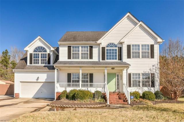 1331 Dominion Lakes Blvd, Chesapeake, VA 23320 (#10175328) :: Abbitt Realty Co.