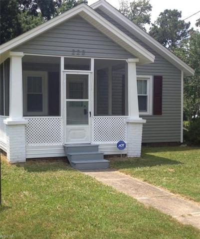 223 Tappan Ave, Hampton, VA 23664 (#10175366) :: MK Realty Group