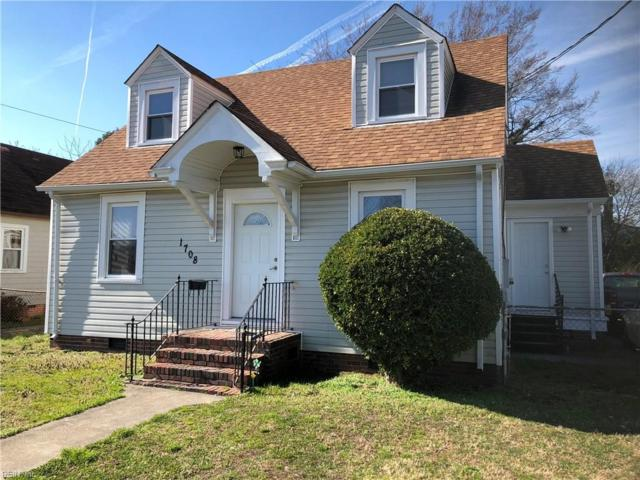 1708 Camden Ave, Portsmouth, VA 23704 (#10175429) :: Abbitt Realty Co.