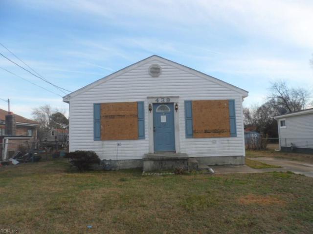 439 Hunlac Ave, Hampton, VA 23664 (#10175462) :: The Kris Weaver Real Estate Team