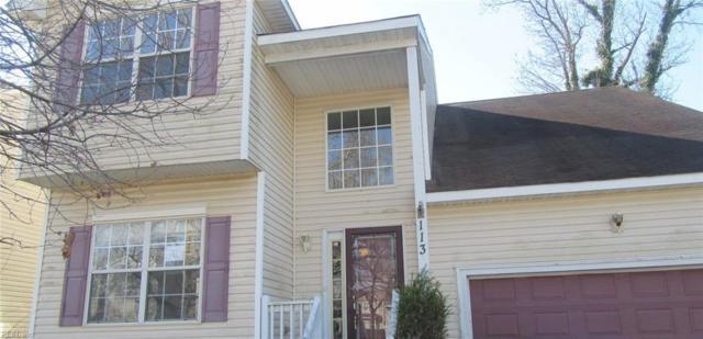 113 Gregg St, Chesapeake, VA 23320 (MLS #10175532) :: Chantel Ray Real Estate