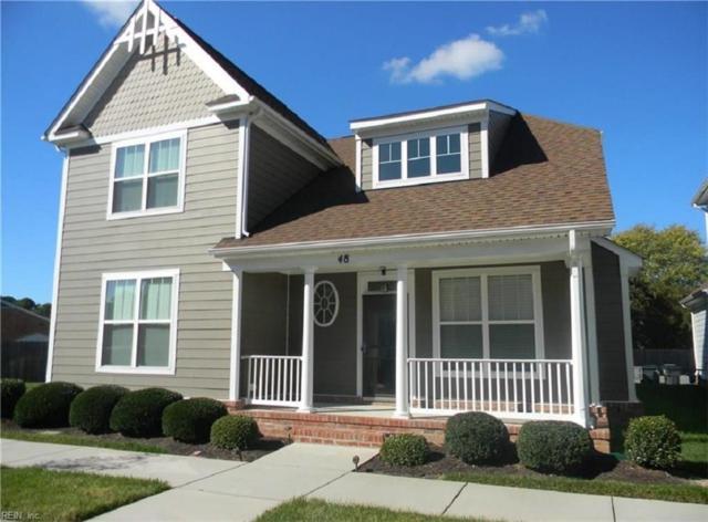 48 Ferncliff Dr, Hampton, VA 23669 (#10175559) :: Austin James Real Estate