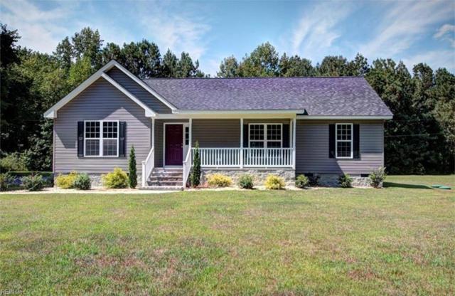 7170 Griffin Rd, Gloucester County, VA 23061 (#10175610) :: Austin James Real Estate