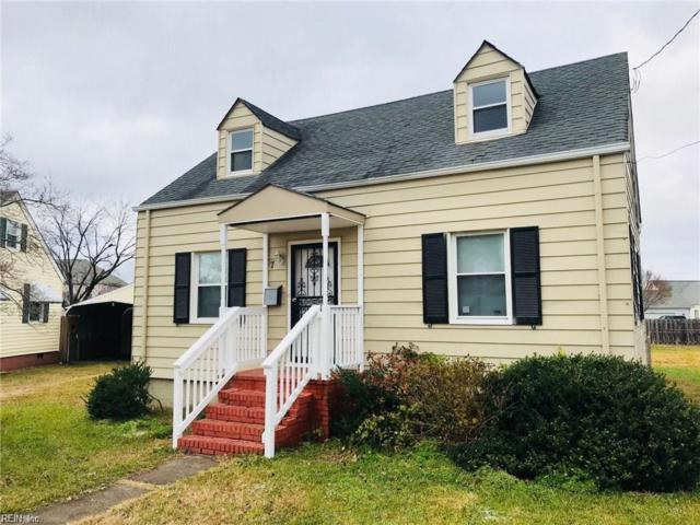 7 Ansell Ave, Portsmouth, VA 23702 (MLS #10175831) :: Chantel Ray Real Estate