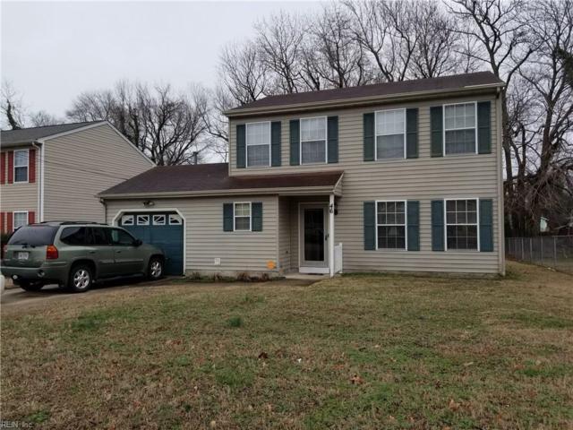 46 Ireland St, Hampton, VA 23663 (MLS #10175904) :: Chantel Ray Real Estate