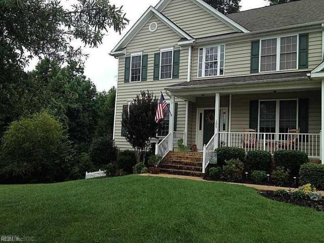 106 Outrigger Ct, Williamsburg, VA 23185 (#10175982) :: RE/MAX Central Realty