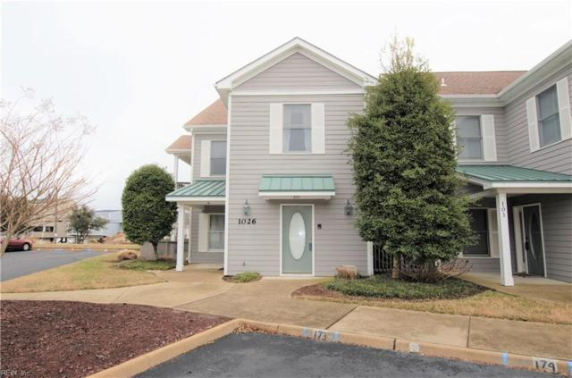 1026 High Dunes Quay #201, Hampton, VA 23664 (#10176128) :: Green Tree Realty Hampton Roads