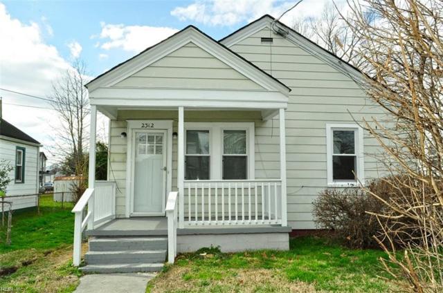 2312 Peach St, Portsmouth, VA 23704 (#10176307) :: Austin James Real Estate