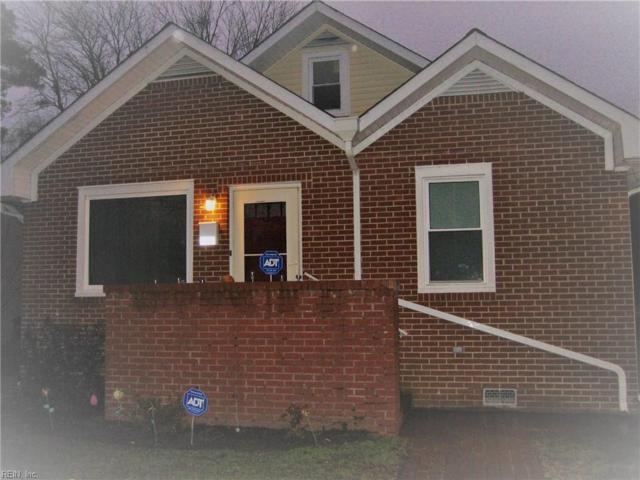 381 Hobson Ave, Hampton, VA 23661 (#10176341) :: Hayes Real Estate Team