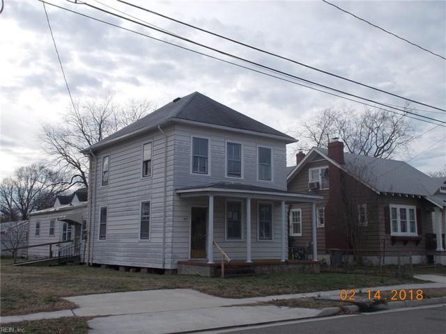 617 Fairland Ave, Hampton, VA 23661 (MLS #10176428) :: AtCoastal Realty