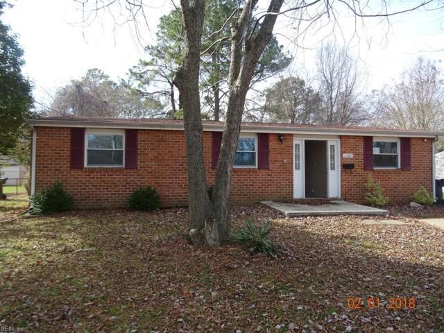 1207 Hale Dr, Hampton, VA 23663 (MLS #10176479) :: Chantel Ray Real Estate