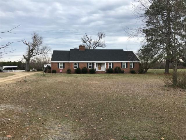 15445 Cabin Point Rd, Southampton County, VA 23837 (#10176504) :: Abbitt Realty Co.