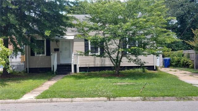304 Maney Dr, Newport News, VA 23605 (#10176721) :: The Kris Weaver Real Estate Team