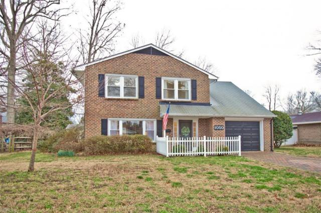 1050 Clipper Dr, Hampton, VA 23669 (#10176800) :: Chad Ingram Edge Realty