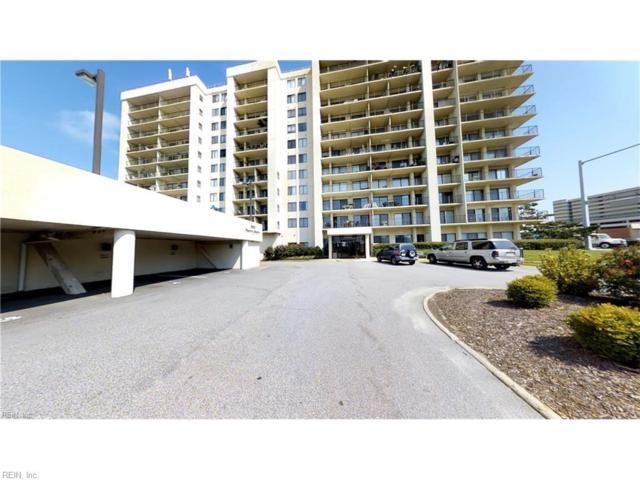 500 Pacific Ave #908, Virginia Beach, VA 23451 (#10176830) :: MK Realty Group