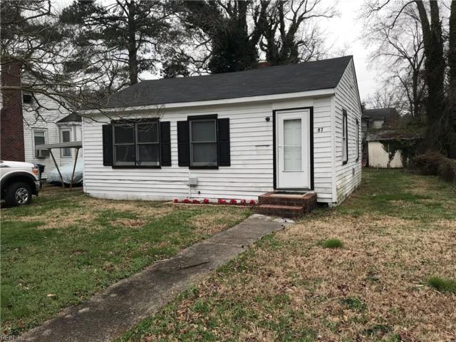 87 Ericsson St, Portsmouth, VA 23702 (#10176836) :: The Kris Weaver Real Estate Team
