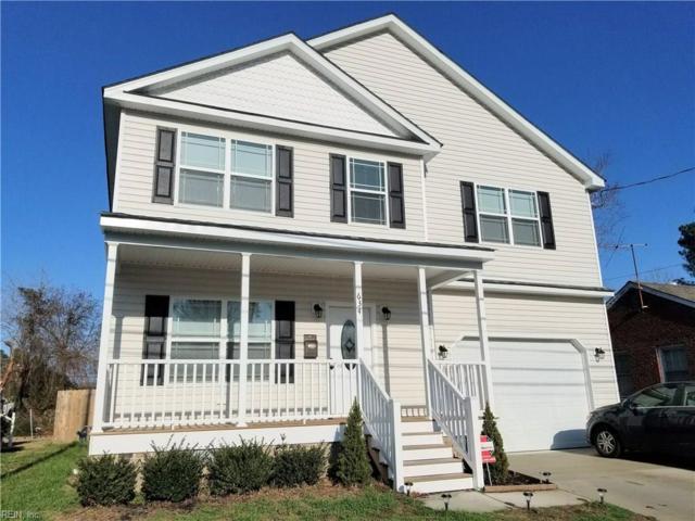 634 Bell St, Hampton, VA 23661 (#10177229) :: Hayes Real Estate Team