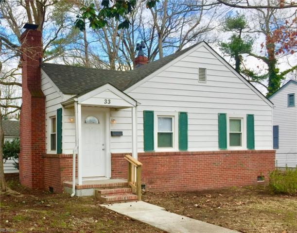 33 Woodland St, Portsmouth, VA 23702 (#10177452) :: RE/MAX Central Realty