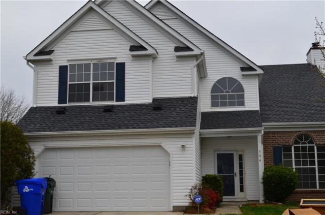 504 Landmark Ct #37, Chesapeake, VA 23322 (MLS #10177488) :: AtCoastal Realty