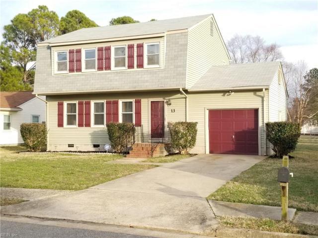 13 Jennifer Ln, Hampton, VA 23669 (#10177530) :: RE/MAX Central Realty