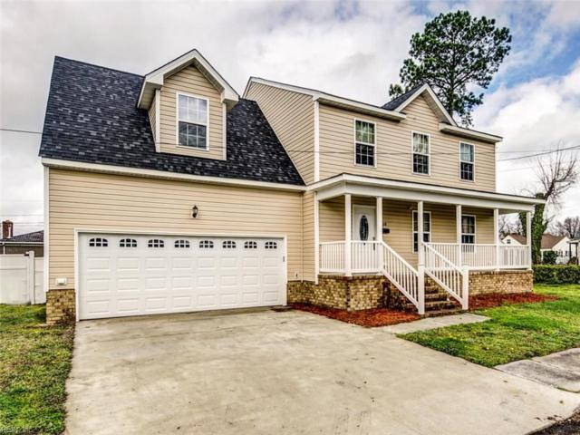 1518 Wool Ave, Portsmouth, VA 23707 (#10177638) :: Austin James Real Estate