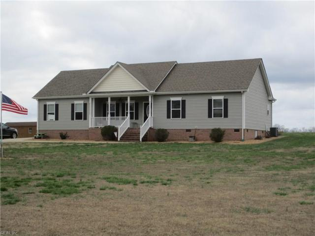 33051 Unity Rd, Southampton County, VA 23866 (#10177657) :: Austin James Real Estate
