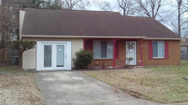 8 Clinton Cir, Hampton, VA 23666 (#10177677) :: RE/MAX Central Realty