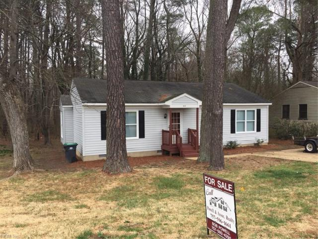 819 Henry St N, Williamsburg, VA 23185 (#10177682) :: RE/MAX Central Realty
