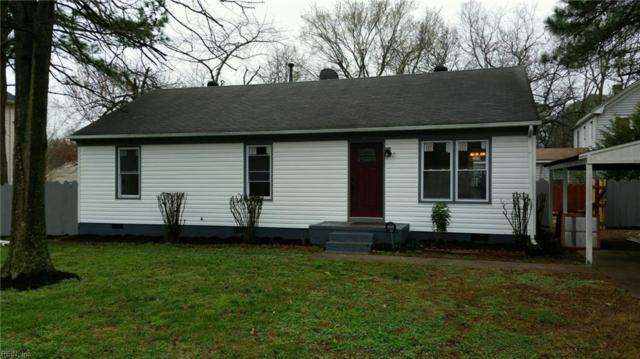 3610 Harvey St, Portsmouth, VA 23703 (#10177685) :: RE/MAX Central Realty