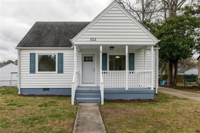 523 Birmingham Ave, Norfolk, VA 23505 (#10177742) :: Chad Ingram Edge Realty