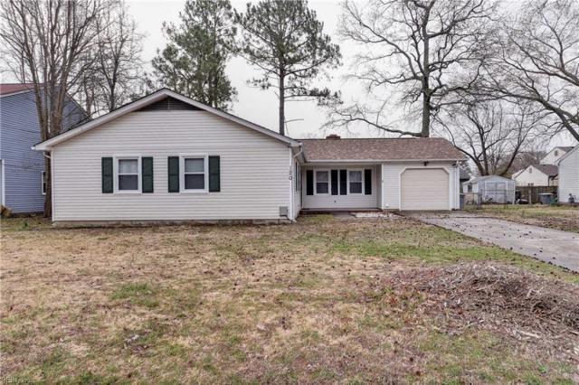 120 Harris Creek Rd, Hampton, VA 23669 (#10177801) :: Chad Ingram Edge Realty