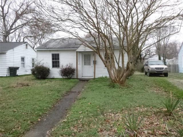 27 Phelps Cir, Hampton, VA 23663 (MLS #10177863) :: AtCoastal Realty