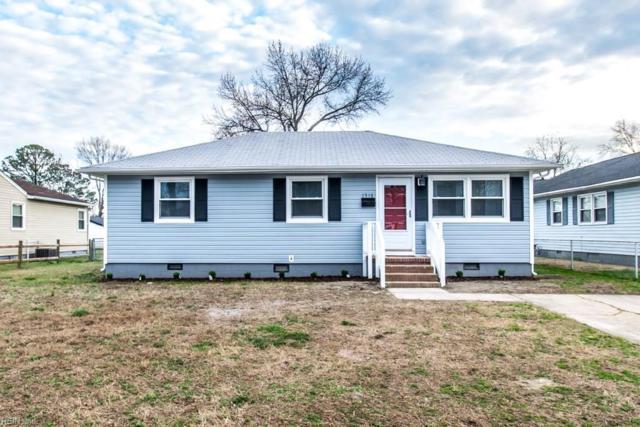 1516 Adams Cir, Hampton, VA 23663 (MLS #10177909) :: Chantel Ray Real Estate