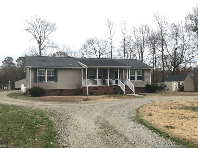 34085 Sunbeam Rd, Southampton County, VA 23851 (#10178026) :: Austin James Real Estate